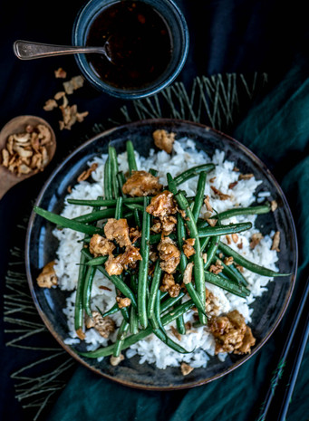 vegan foodfotografie