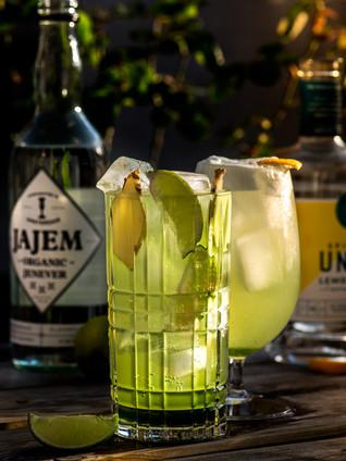 Zomerse cocktail met JAJEM