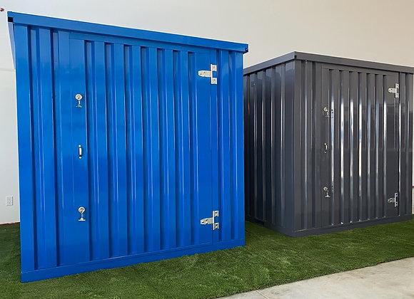 7 by 7 Indoor Storage Container