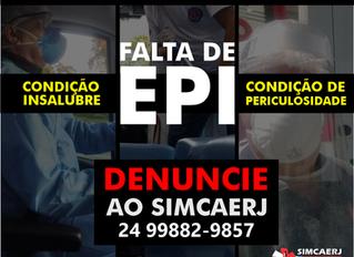 Motoristas de ambulâncias sofrem com a falta de proteção na pandemia