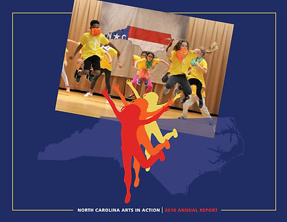 North Carolina Arts in Action 2018 Annual Report