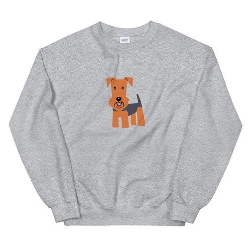 Add-on item: Unisex sweatshirt