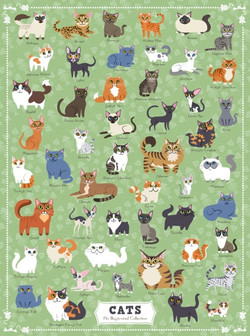 CATS jigsaw puzzle