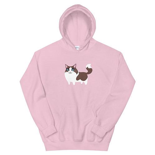 Add-on item: Unisex Fleecy Hoodie