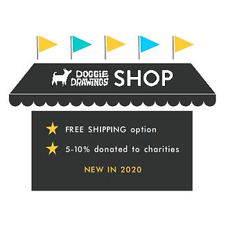 Doggie Drawings Shop