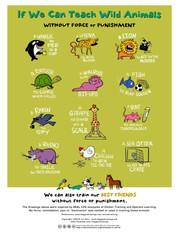If We Can Teach Wild Animals