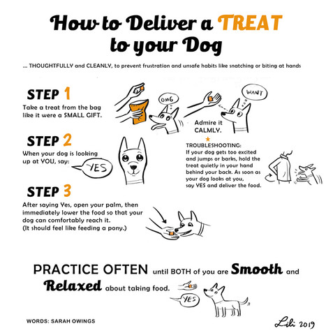 How To Deliver A Treat