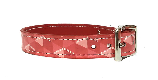 Escher Collar Red