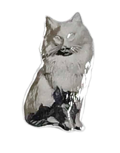 Cat Silver