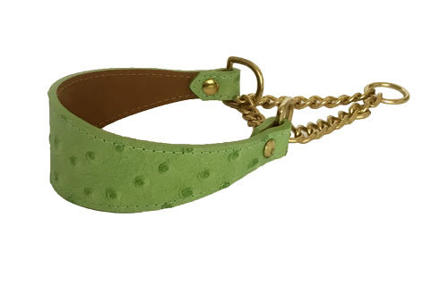 Ostrich Martingale Lime