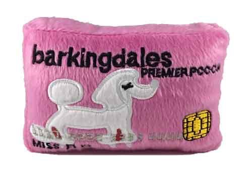 Barkingdales Bag  Plush Toy
