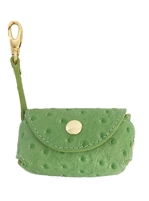 Ostrich Poo Caddy Lime
