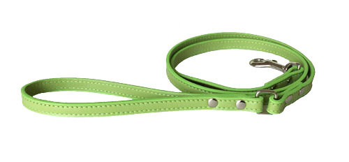 Luscious Leash Scuba Green