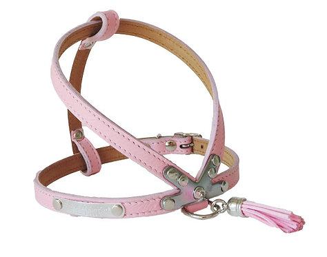 Luscious Tassel Harness Pink