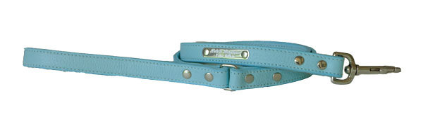 Pebble Leash Aqua