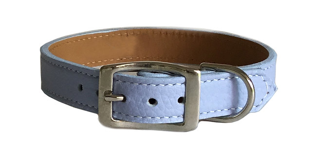 Pebble Straight Collar Periwinkle