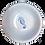 Thumbnail: Blue Seahorse Ceramic Bowl