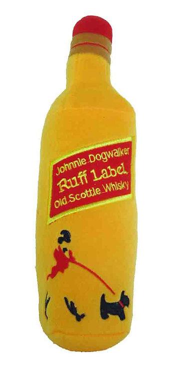 Johhnie Dogwalker Ruff Label Plush Toy