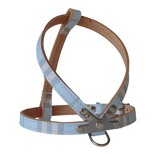 London Plaid Harness
