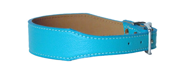 Pebble Tapered Collar Teal