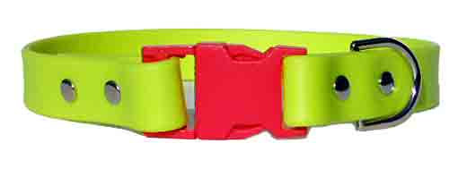 Splash Collar Yellow Red