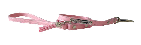 Luscious Leash Pink