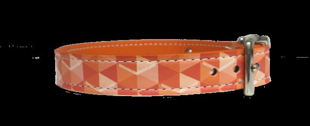 Escher Collar Orange