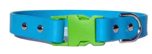 Splash Collar Blue Green
