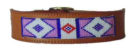 Native American Beaded Collar - Medicine Woman