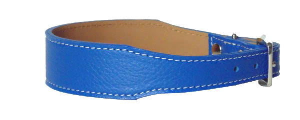 Pebble Tapered Collar Cobalt