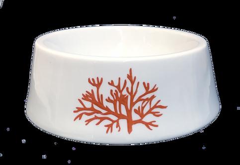 Coral Ceramic Bowl