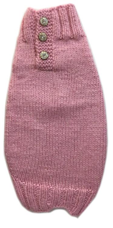 Sweater Pink Alpaca