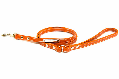 Pebble Leash Orange
