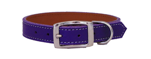 Pebble Straight Collar Grape