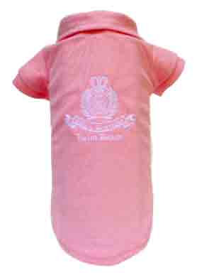 Polo Shirt Pink