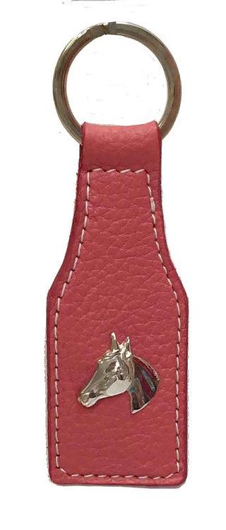 Key Chain Tulip Silver