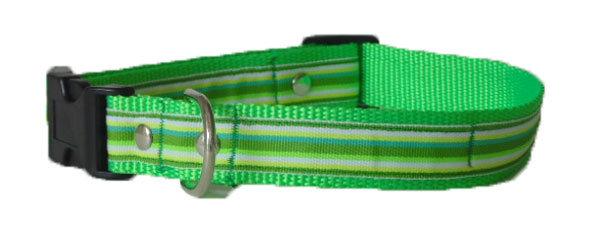 Stripes Neon Green