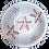 Thumbnail: Coral Starfish Ceramic Bowl