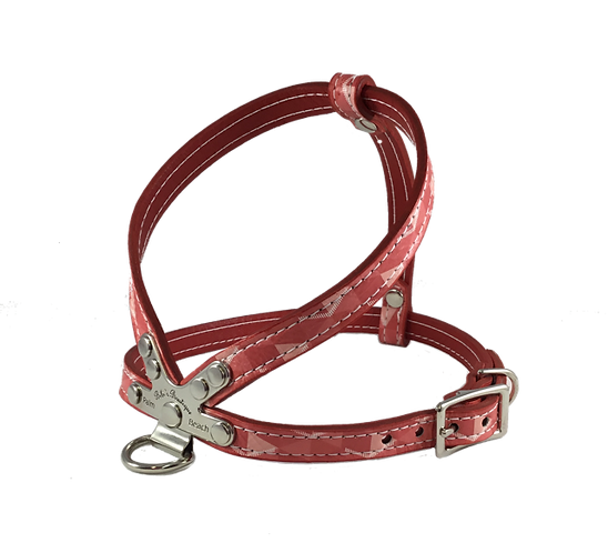 Escher Harness Red