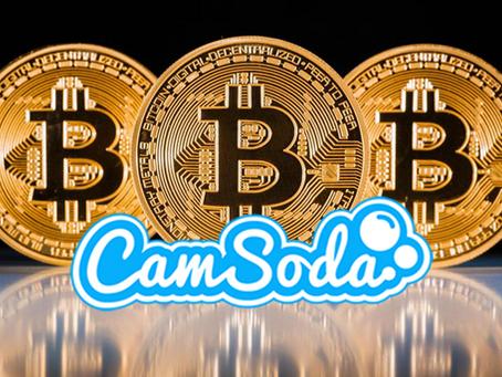 Camsoda ofrece placer sexual por tus inversiones en Bitcoin.