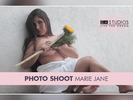 Photo shoot: Marie Jane