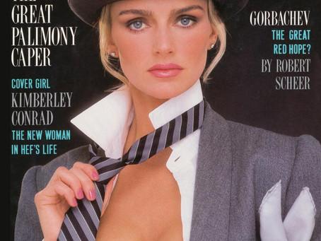 7 Conejitas Playboy recrean sus portadas 30 años después