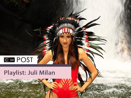 Playlist CM STUDIOS: Juli Milan