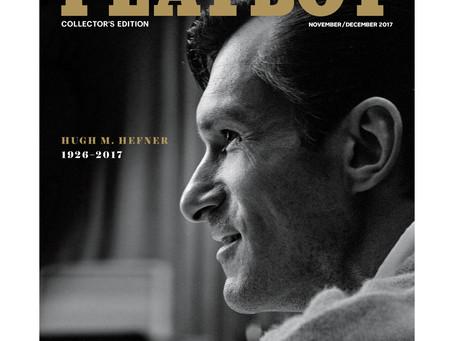 Por primera vez un hombre protagoniza la portada de Playboy