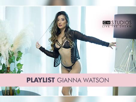 Playlist: Gianna Watson