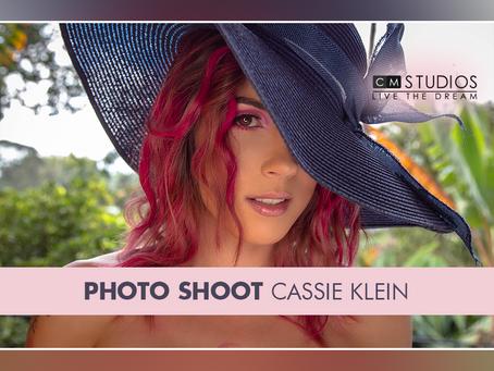 Photoshoot: Cassie Klein.