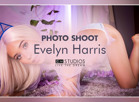 CM PHOTO SHOOT: Evelyn Harris
