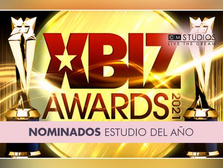 Listos los nominados a los XBIZ AWARDS 2021