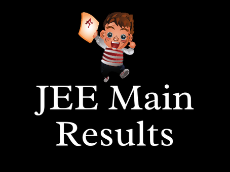 JEE MAIN RESULTS Live Updates NTAScore