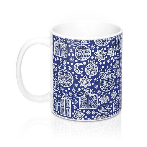 Basic Christmas Mug 1 (#17)